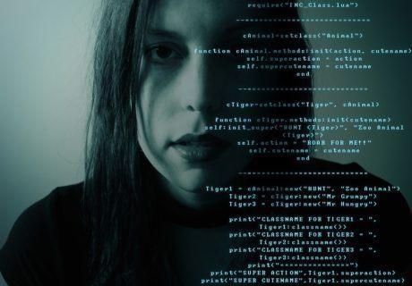 Girls coding - CoderZ STEM Blog