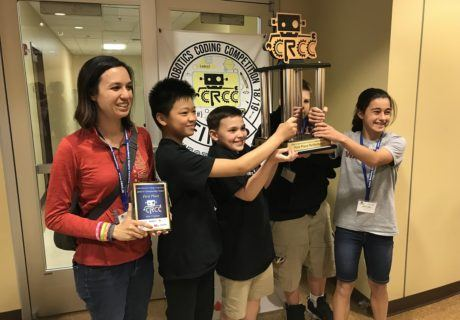 CRCC Winners WV