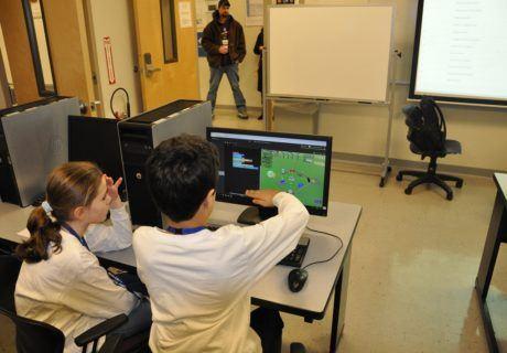Online Virtual Robotics Competition