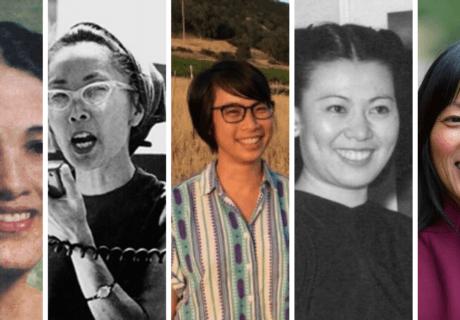 Asian and Pacific Islander Women Pioneers