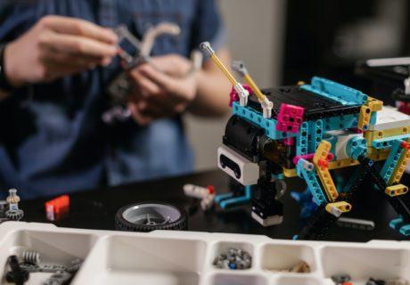 LEGO® Education SPIKE™ Prime CoderZ Adventure coding and robotics computer science