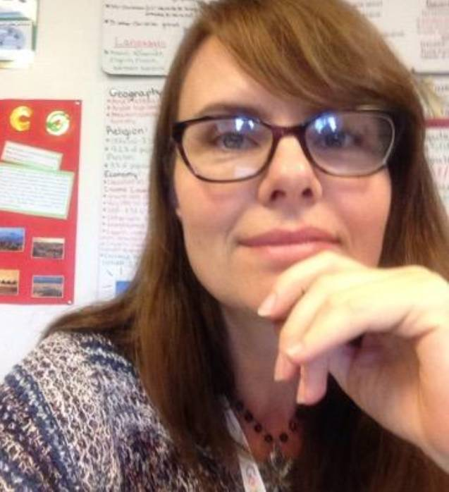 Jessica Klauzer-Zimmerman Bell Middle School