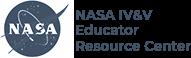 NASA IV and V Education Resource Center Logo